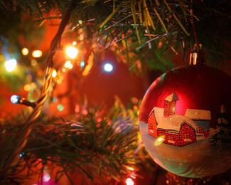 В Новый год вместе с рестораном «Якорь»