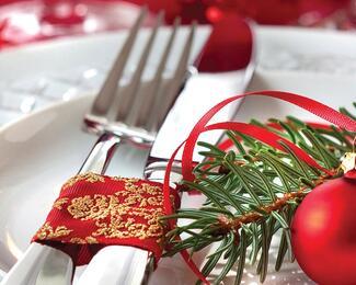 Новый год в ресторане Arcobaleno