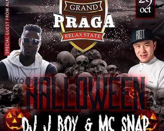 29 октября в Grand Praga самый страшный и веселый Halloween!