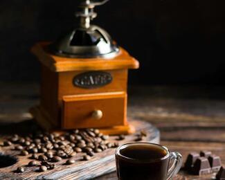 Кондитерская Backerei дарит кофе!