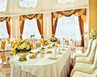 Банкеты от 3500 тенге в ресторане «Султан»