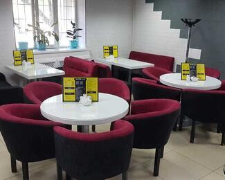 Уютное кафе ALMA приглашает в гости