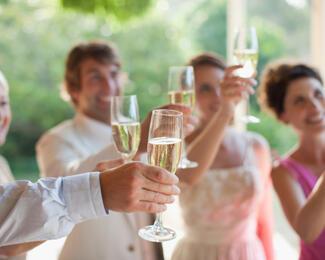 Свадебные банкеты в Emerald