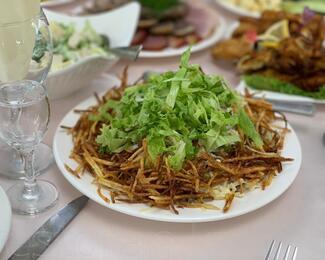 Вкусно и недорого покушать можно в столовой «Золотая орда»