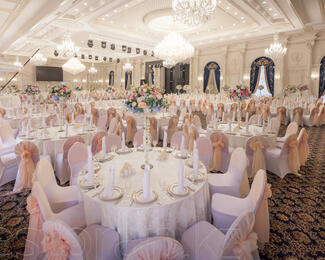 Triumph hall: торжество роскоши и стиля!