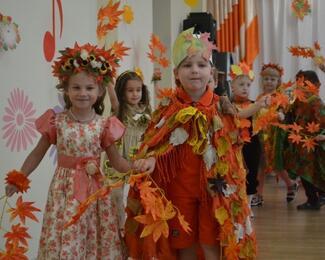 Осенний бал с видеографом Андреем Ярошенко!