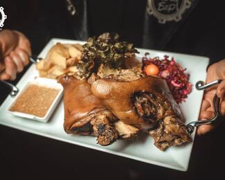 Кулинарные шедевры от «Наш бар»