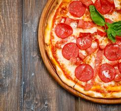 Баварская пицца