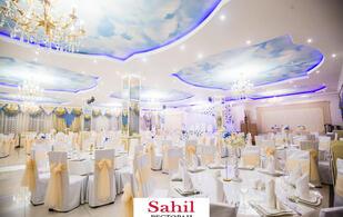 Sahil, большой зал на 300 мест