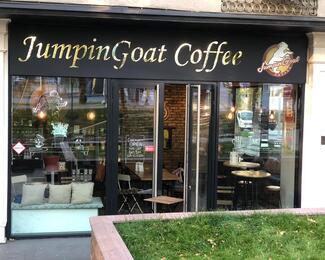 Новый график работы JumpinGoat Coffee