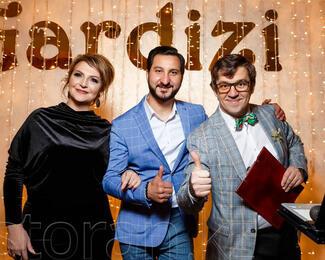 GARDIZI приглашает на новогодние корпоративы!