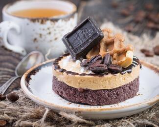 «Ариал»: кофе + пирожное = скидка 50%