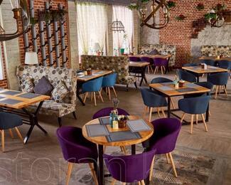 Каждый в кафе VERANDA — это маленький праздник!
