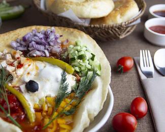 Ресторан Vmeste — доставка и блюда на вынос
