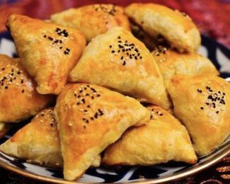 Вкусные сеты от кафе «Ходжа»