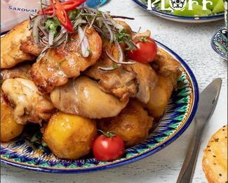 Ploff city: доставка блюд узбекской кухни