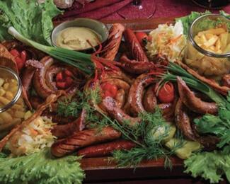 Лучшие блюда от ресторана Grand ERBIL