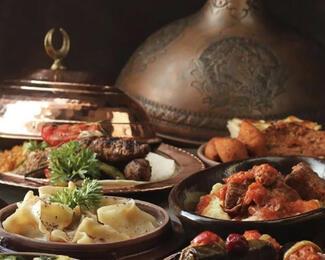 Ресторан Dolcetto предлагает ифтар-меню