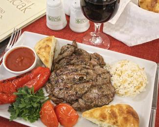 Приглашает ресторан Sancak