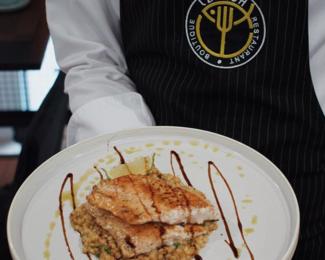 УРА! В Нур-Султане открылся новый РЫБНЫЙ ресторан LA FISH